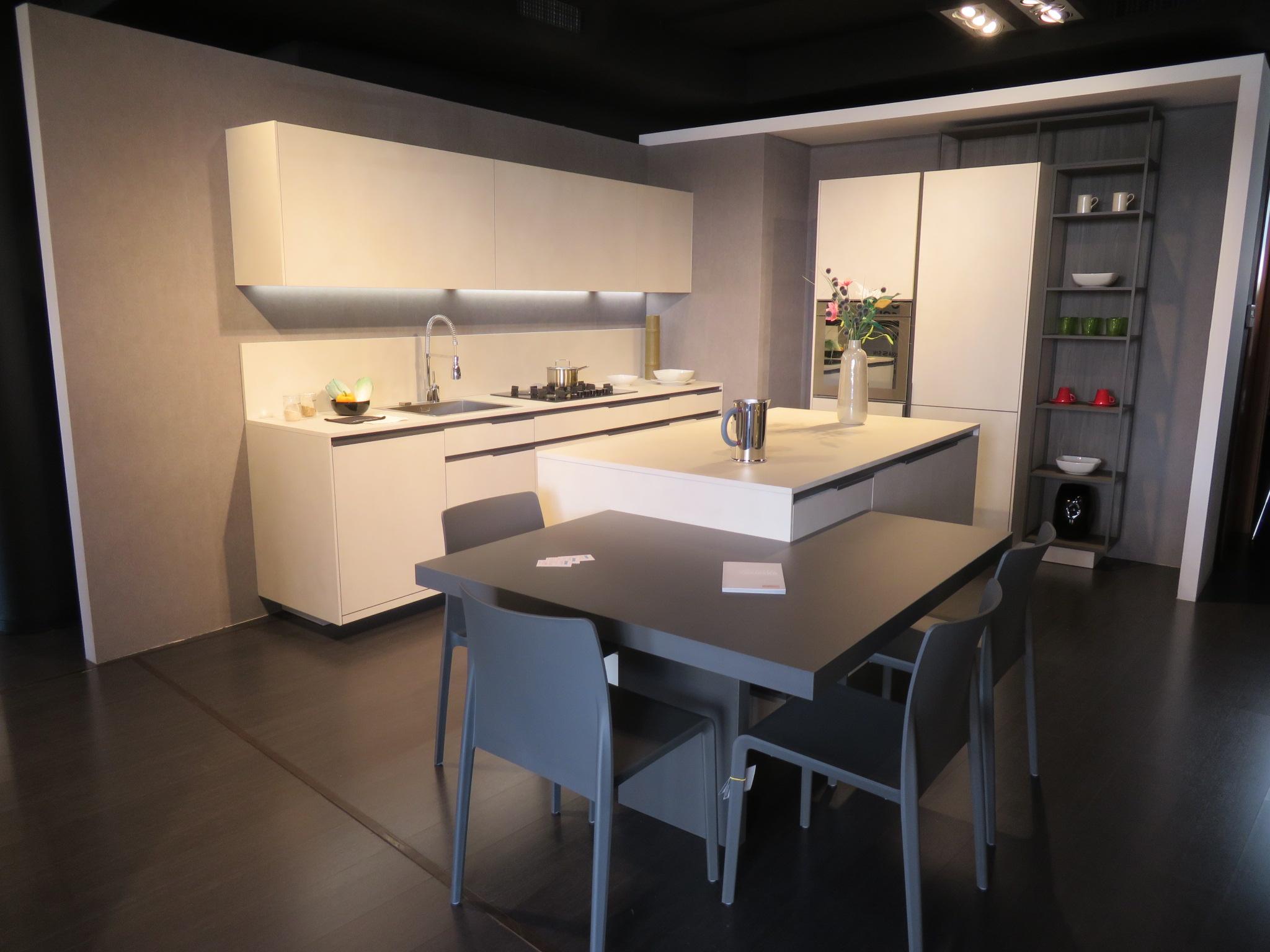 Cucina Snaidero mod. Orange evolution - Rassegna Contemporanei d\'Arredo