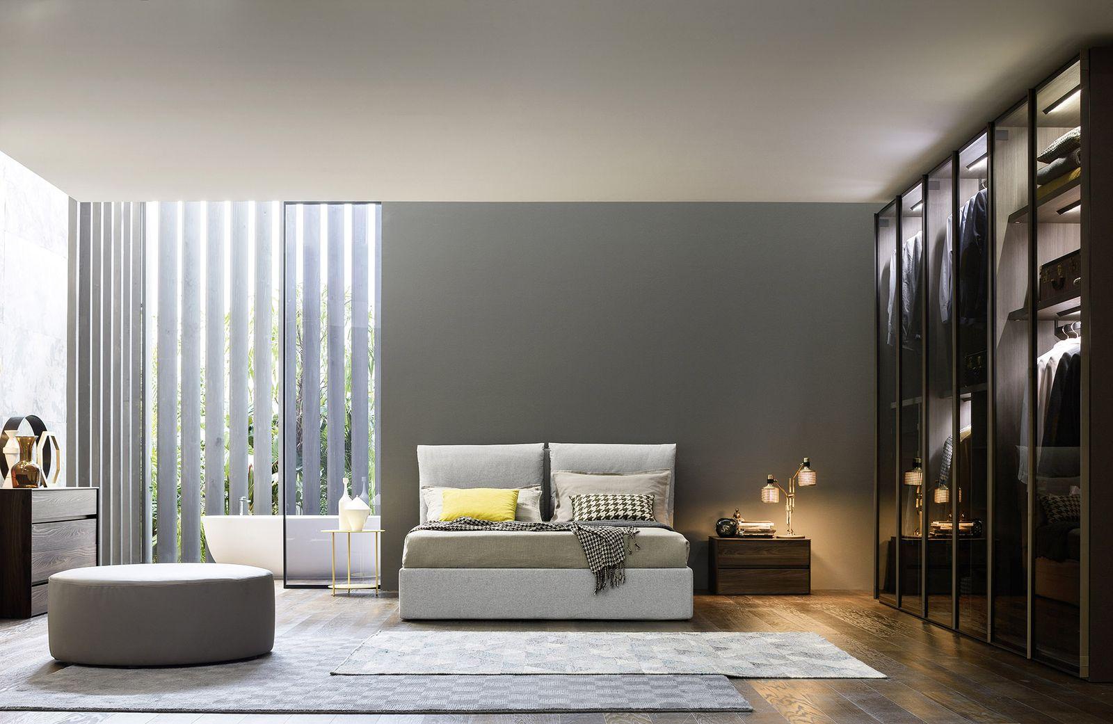 Camere da letto e armadi zona notte rassegna contemporanei d 39 arredo - Schlafzimmer italienischer stil ...