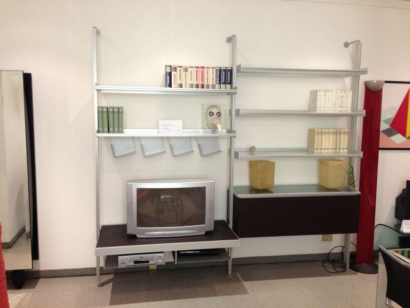 Libreria longhi vertical rassegna contemporanei d 39 arredo for Longhi arredamenti